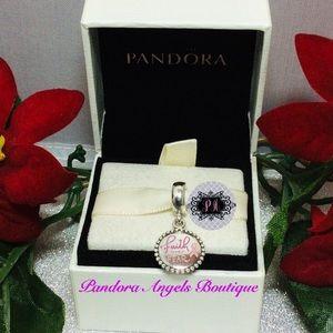 Pandora Jewelry - New Pandora Faith Over Fear